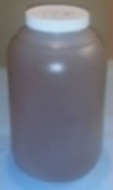 1 gallon of pure Michigan bulk honey