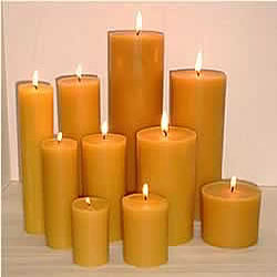 The Beeswax Candle Shop | Beeswax Candles