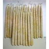Beeswax Tapers