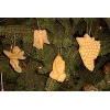 Beeswax Tree Ornaments