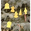 +Pure Beeswax Tree Ornaments
