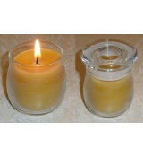 Beeswax Apothecary Candles